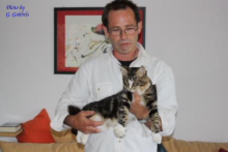 Katzenpapa Jürgen
